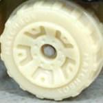 Matchbox Wheels : 5 Dot Crown - Tan