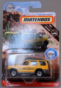 Matchbox MB1137-02 : 2000 Nissan Xterra
