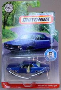 Matchbox MB1138-02 : ´64 Pontiac Grand Prix