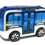 Matchbox MB1212-01 : MBX Self Driving Bus
