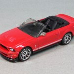 Matchbox MB744-01 : Shelby GT500 Convertible