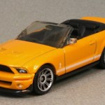 Matchbox MB744-03 : Shelby GT500 Convertible
