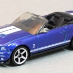 Matchbox MB744-09 : Shelby GT500 Convertible
