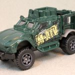 Matchbox MB855-01 : Oshkosh M-ATV