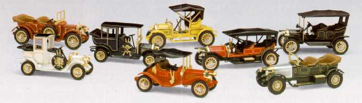 Matchbox Models of Yesteryear : YMS : 40th Anniversary