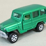 Matchbox MB1141-02 : '62 Jeep Willys Station Wagon