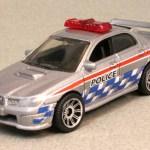 Matchbox MB751-01 : Subaru Impreza Police