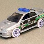 Matchbox MB751-03 : Subaru Impreza Police