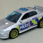 Matchbox MB751-06 : Subaru Impreza Police