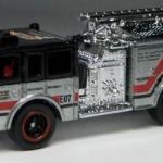 Matchbox MB755-06 : Pierce Dash Fire Engine
