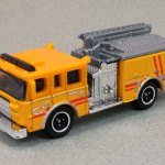 Matchbox MB755-13: Pierce Dash Fire Engine