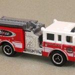 Matchbox MB755-17: Pierce Dash Fire Engine