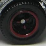 Matchbox Wheels : Tri-Star - Dark Red