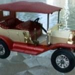 Matchbox Models of Yesteryear : Y01-2-07 : 1911 Ford Model 'T' Car