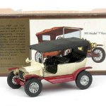 Matchbox Models of Yesteryear : Y01-2-08 : 1911 Ford Model 'T' Car