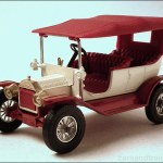 Matchbox Models of Yesteryear : Y01-2-17 : 1911 Ford Model 'T' Car