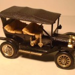 Matchbox Models of Yesteryear : Y01-2-24 : 1911 Ford Model 'T' Car