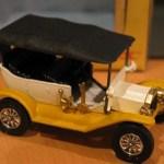 Matchbox Models of Yesteryear : Y01-2-PP05 : 1911 Ford Model 'T' Car