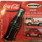Matchbox Coke Collection - Avon Exclusives 1960s