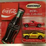 Matchbox Coke Collection - Avon Exclusives 1970s