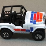 Matchbox MB131-05 : Jeep 4X4