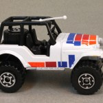 Matchbox MB131-07 : Jeep 4X4