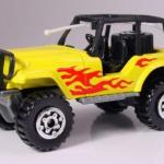 Matchbox MB131-17 : Jeep 4X4