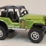 Matchbox MB131-24 : Jeep 4X4