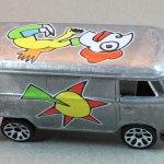 Matchbox MB405-15 : Volkswagen Delivery Van