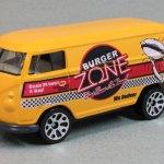 Matchbox MB405-23 : Volkswagen Delivery Van