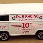 Matchbox MB405-C2-10 : Volkswagen Delivery Van