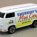 Matchbox MB405-C2-12 : Volkswagen Delivery Van
