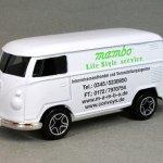 Matchbox MB405-C2-15 : Volkswagen Delivery Van