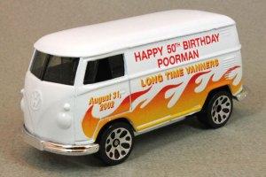 Matchbox MB405-C2-19 : Volkswagen Delivery Van