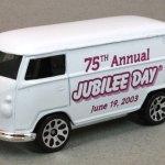 Matchbox MB405-C2-21 : Volkswagen Delivery Van
