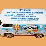 Matchbox MB405-C2-24 : Volkswagen Delivery Van