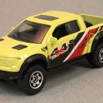 Matchbox MB788-11 : '10 Ford F-150 Raptor