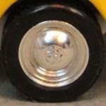 Matchbox Wheels : VW Disc