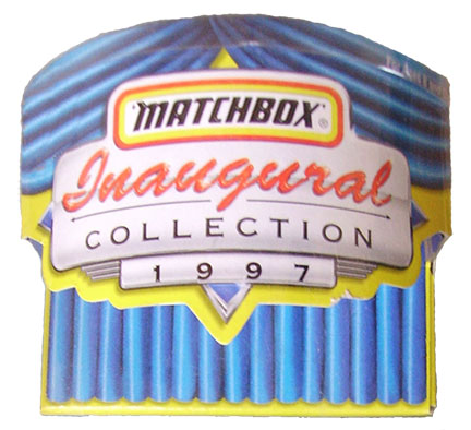 Matchbox Inaugural Collection