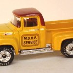 Matchbox MB300-10 : 1956 Ford F-100 Pick-Up