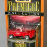 Matchbox MB300-11 : 1956 Ford F-100 Pick-Up