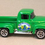 Matchbox MB300-12 : 1956 Ford F-100 Pick-Up