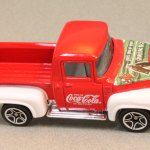 Matchbox MB300-17 : 1956 Ford F-100 Pick-Up