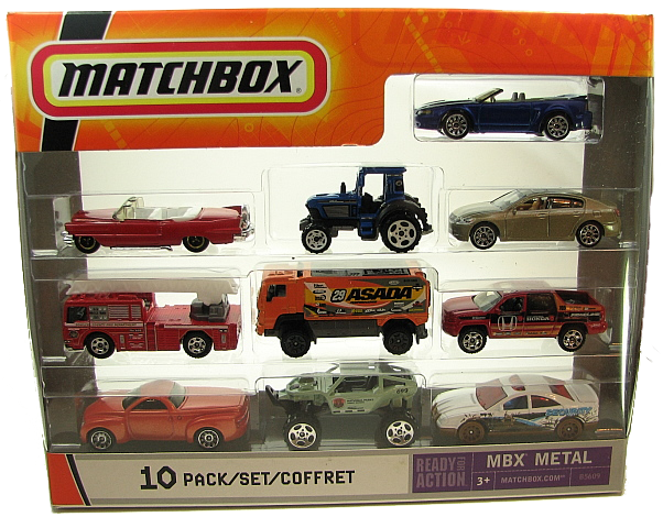 Matchbox 10 Pack : 2007 #09