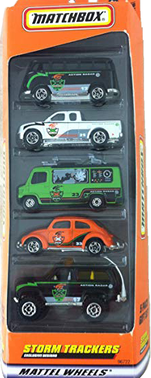 Matchbox 5 Pack : 2000 #12 - Storm Trackers