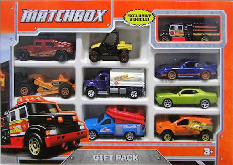 Matchbox 9 Pack : 2012 #08