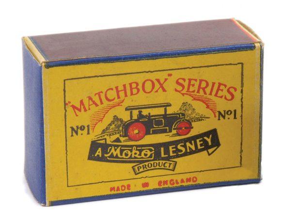 Matchbox Box Type - A