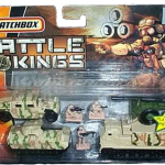 Matchbox Battle Kings : Sahara Strike – 2006