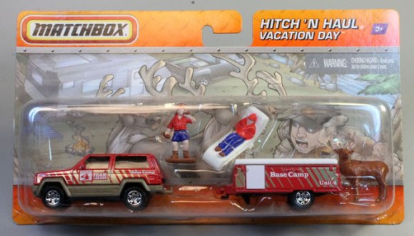 Matchbox 2011 Hitch N Haul : Vacation Day