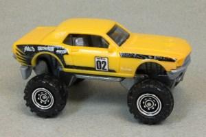 "Matchbox MB1068 : Custom '68 Mustang ""Mudstanger"""